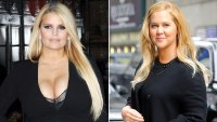 Jessica Simpson Encourages Amy Schumer to Lose Weight on Her Own Time