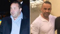 Joe Giudice Lost Up to 70 Lbs in Prison Instagram Before and After