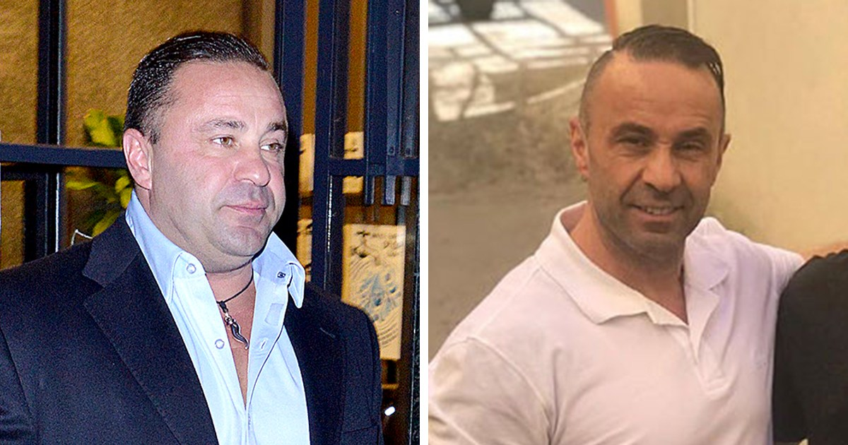 Joe Giudice's Body Transformation Through TV Fame and Deportation Drama
