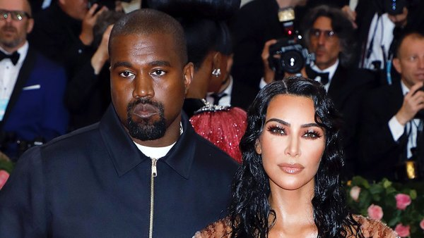 Kanye West Wasnt Into Kim Kardashian Met Gala Look