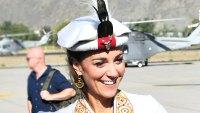 Kate Middleton Pakistan Royal Tour