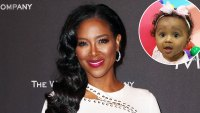 Kenya Moore Reveals Daughter Brooklyn's Surprising First Word