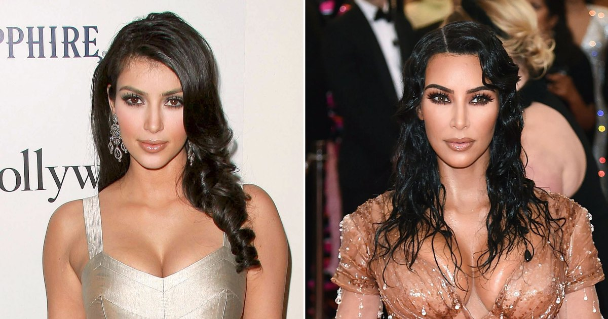 Hello Curves! Let's Take a Look Back at Kim Kardashian's Body Evolution Over the Past Decade, Shall We?