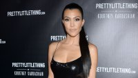 Kourtney Kardashian Insists She Doesn't 'Need' A Man PrettyLittleThing Launch Party