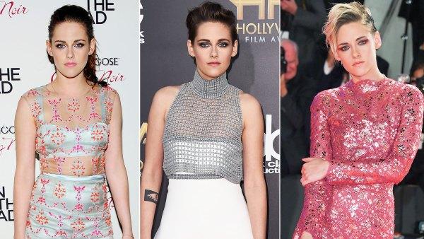 Kristen Stewart's Red-Carpet Style Evolution
