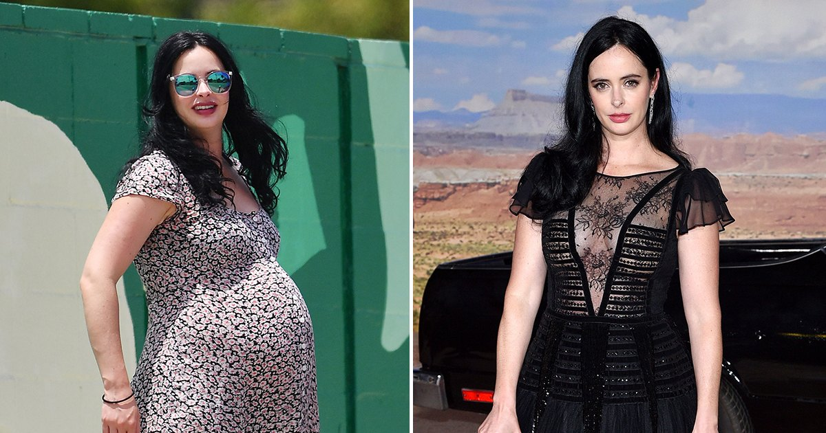 Celebrity Post Baby Bodies 2019 Before And After Pregnancy Photos