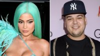 Kylie Jenner Recreates Viral 'Rise and Shine' Moment For Brother Rob Kardashian