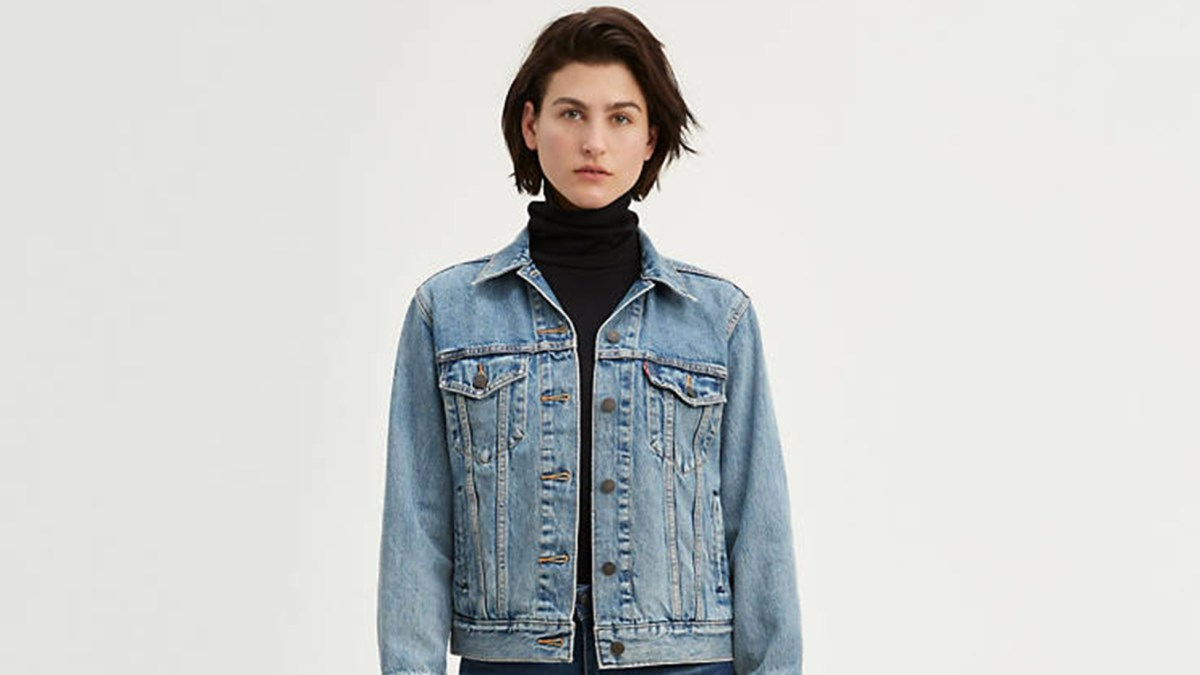 Levi's and Google Just Dropped the Smartest and Most Stylish Denim Jacket for Under $200