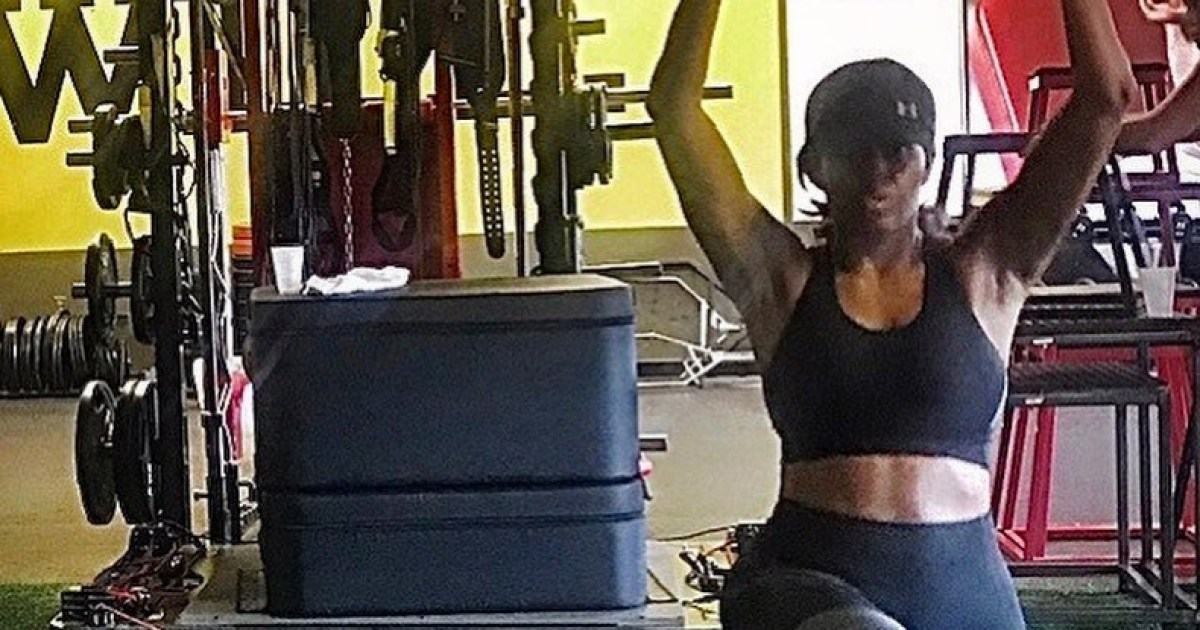 The Best Pics of Celebrities at the Gym: Jennifer Lopez, Jennifer Garner and More