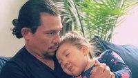 Miguel Cervantes 3-Year-Old Daughter Adelaide Dies After Epilepsy Battle Instagram Selfie