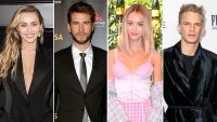 Miley Cyrus Responds to Comparisons of Her Romances With Liam Hemsworth, Kaitlynn Carter and Cody Simpson