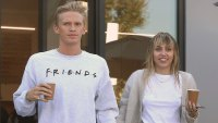 Miley Cyrus and Cody Simpson Are All Smiles on Coffee Date