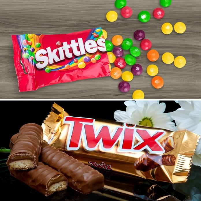 Most-popular-Halloween-Candy-Twix cones