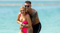 Olivia Buckland and Alex Bowen Love Island Bikinis