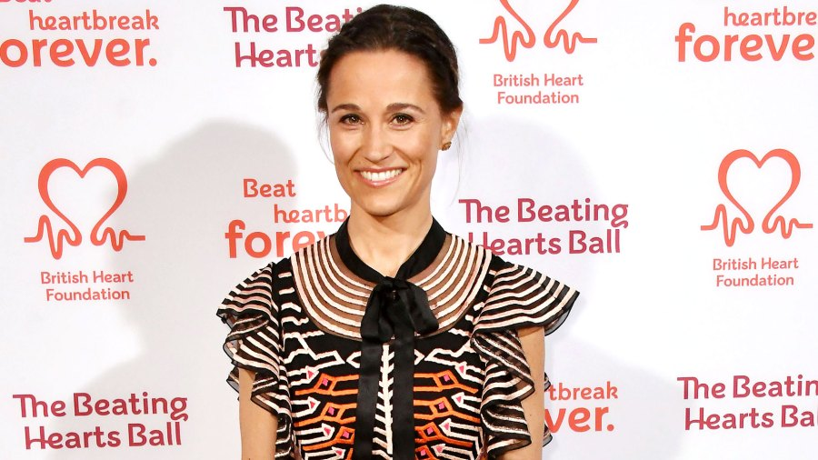 Pippa Middleton British Heart Foundation Beating Hearts Ball