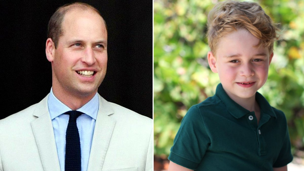 Prince William Shares That Prince George Is 'Obsessed' With Tractors