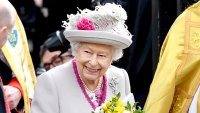 Queen Elizabeth Adds Another Lovely Coat to Her Best Looks