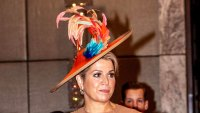 Queen Maxima's Latest Hat May Be Her Chicest One Yet
