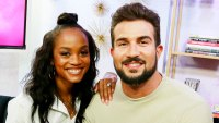 Rachel Lindsay Bryan Abasolo Hilariously Fail The Newly Married Game
