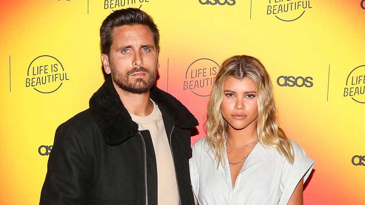 Sofia Richie Shares Topless Photo, Boyfriend Scott Disick Responds