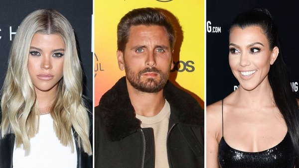 Sofia Richie Calls Out Scott Disick for Acting Differently When Kourtney Kardashian KUWTK Keeping Up With the Kardashians Recap
