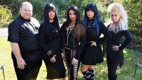 TLC New Reality Series Family Photo Martones Big Mike, Jen, Bria, Lexi, Foxy Grandma
