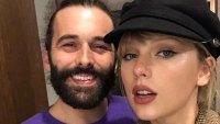 Taylor Swift Meets Jonathan Van Ness' Cats Instagram Selfie