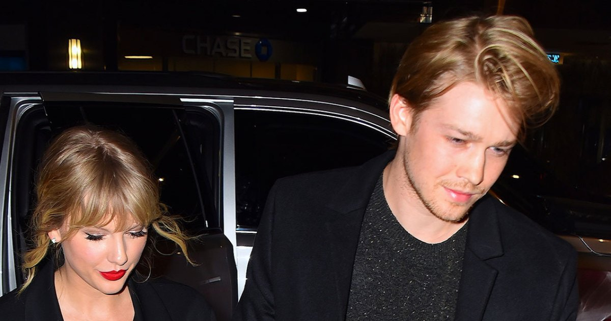Taylor Swift and Joe Alwyn Keep Close During Rare Public Outing