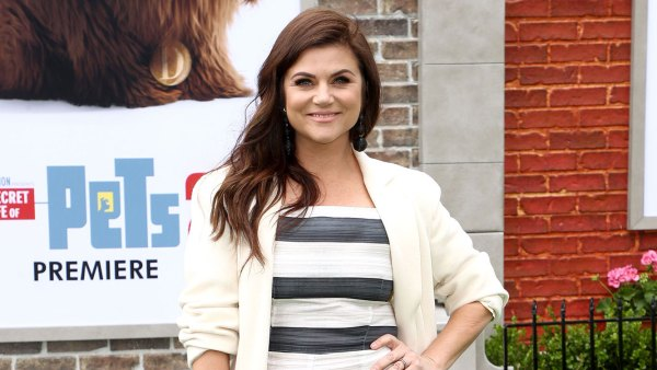 Tiffani Thiessen Saved by the Bell Reboot