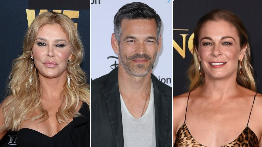 Brandi Glanville: Ease of Coparenting With Eddie Cibrian and LeAnn Rimes 'Comes and Goes'