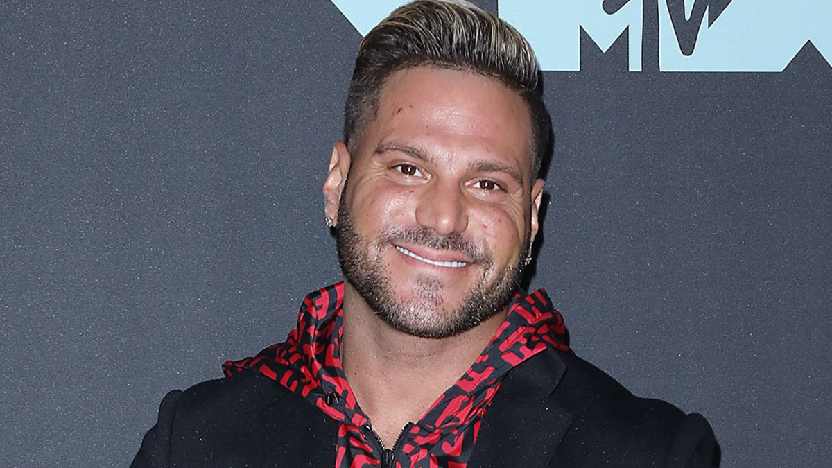 Ronnie Ortiz-Magro Takes Daughter Ariana to Disneyland After Protective Order Lifted