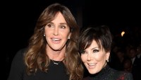 Caitlyn Jenner Wishes Ex-Wife Kris Jenner Happy Birthday