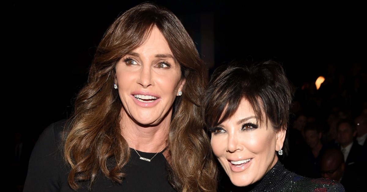 Caitlyn Jenner Wishes Ex Wife Kris Jenner Happy Birthday 01 - Caitlyn Jenner تتمنى عيد ميلاد زوجها كريس جينر السعيد