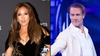 Carrie Ann Inaba Vomited After James Van Der Beek DWTS Cut