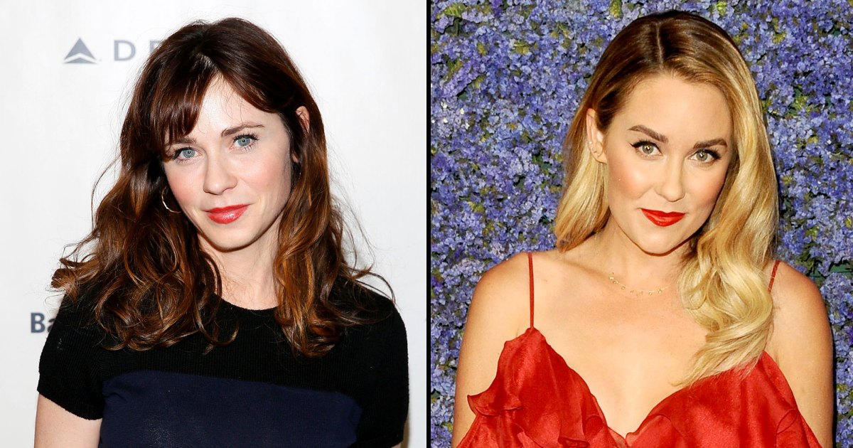 Zooey Deschanel, Lauren Conrad and More Celebrity Parents Who Named Their Sons Charlie Wolf