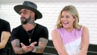 DWTS Sneak Peek Backstreet Boys AJ McLean Tutors Lauren Alaina