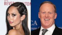 Dancing with the Stars Cheryl Burke Defends Sean Spicer