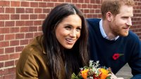 Duchess Meghan Wears Harry and Archie Tribute Necklaces