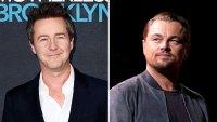 Edward Norton Saved Leonardo DiCaprio From Drowning While Fishing