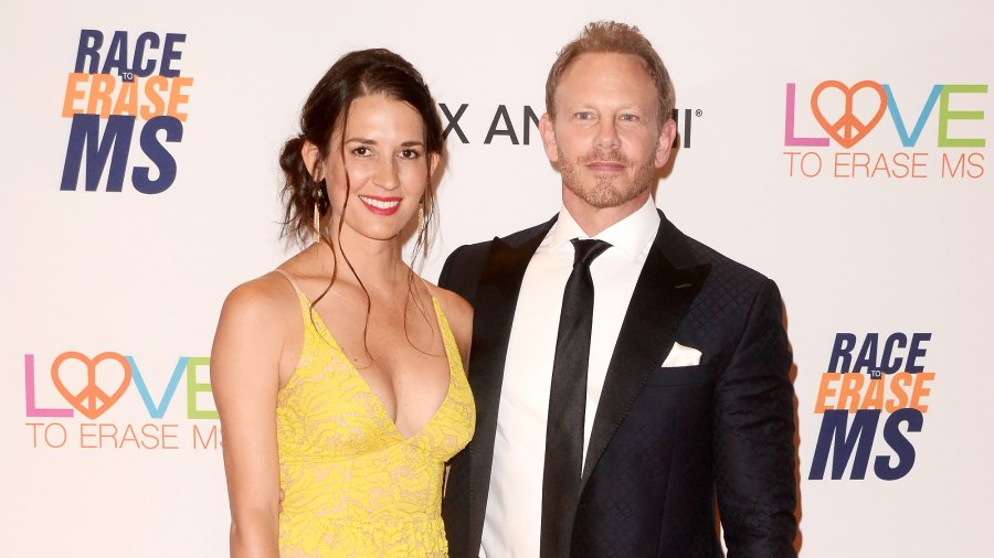 Ian-Ziering-Estranged-Wife-Erin-Ludwig-Moved-Out
