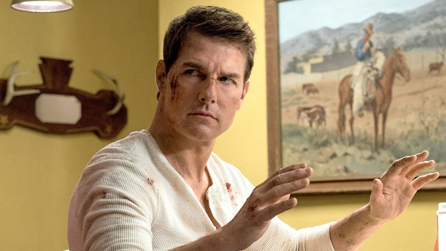 Jack Reacher Tom Cruise too old action movies