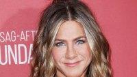 Jennifer Aniston Makeup-Free Instagram