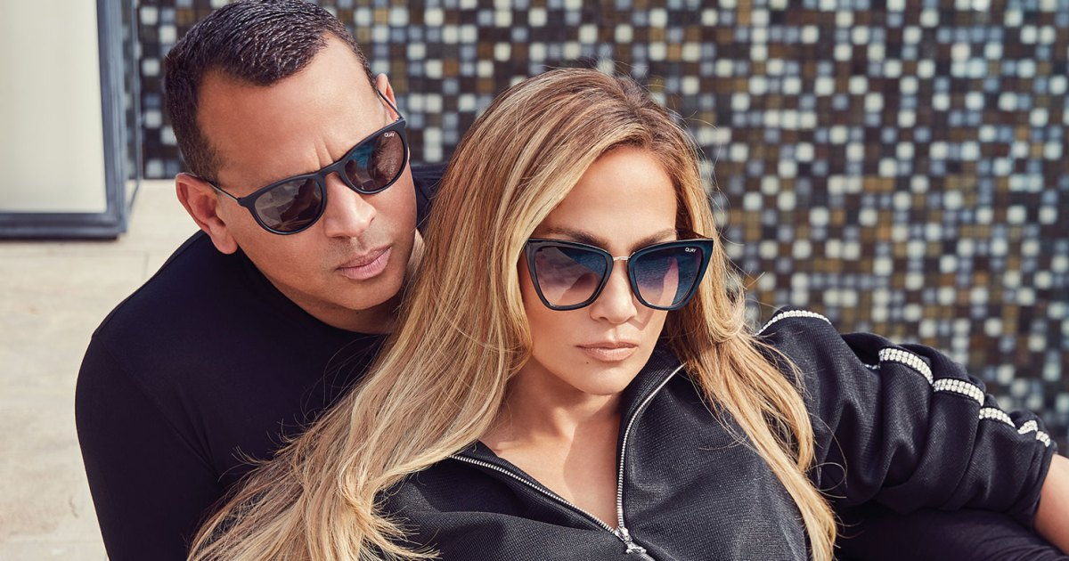 Shop From Jennifer Lopez and Alex Rodriguez's Second Quay Glasses Collection