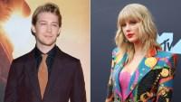 Joe Alwyn on Buzz Around Taylor Swift Romance