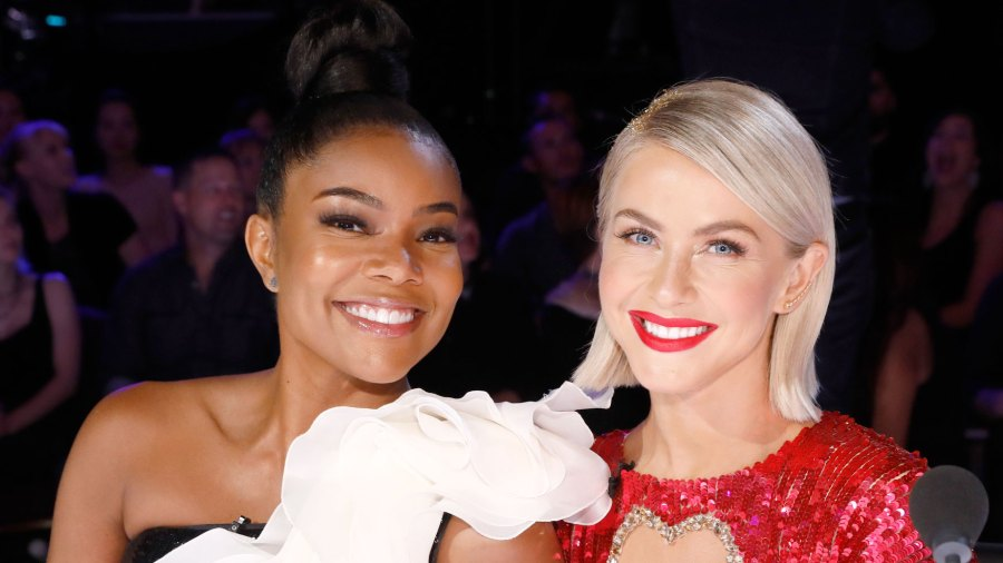 Julianne Hough and Gabrielle Union Will Not Be Returning as Judges on 'America's Got Talent'