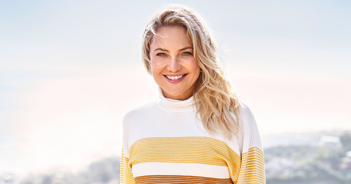 Kate Hudson Gets Real About Her Mothering Mistakes: I've 'Cursed in Front of' My Kids - Us Weekly