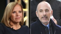 Katie Couric Says Matt Lauer Turned Out to Be Two Very Different People