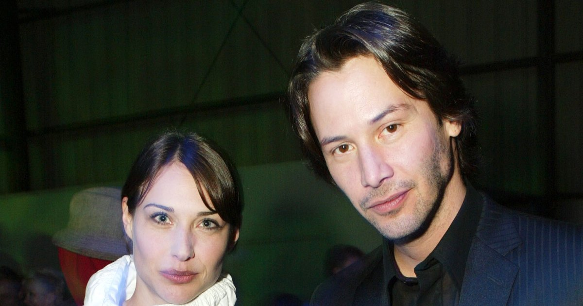 Keanu Reeves' Dating History: A Look Back at the Actor's Relationships and Flings