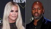 Khloe Kardashian Made Corey Gamble a Homemade Birthday Cake