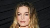 Margot Robbie's Rosy Cheek Glow